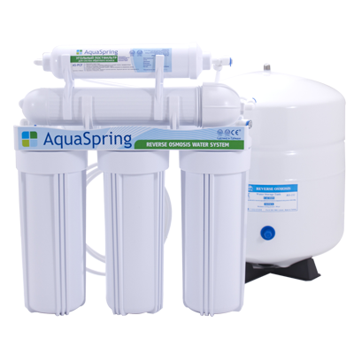 Система обратного осмоса AquaSpring AS-500